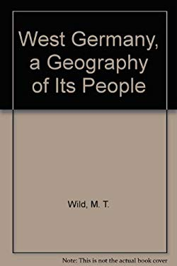 West Germany, a Geography of Its People