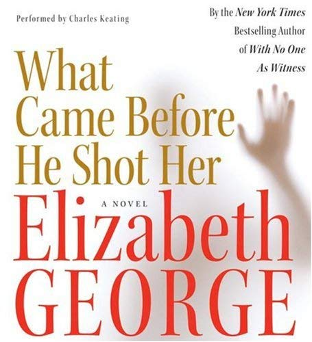 What Came Before He Shot Her CD: What Came Before He Shot Her CD