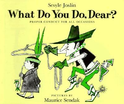 What Do You Do, Dear?