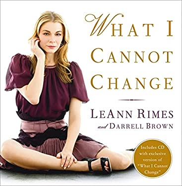 What I Cannot Change [With CD (Audio)]
