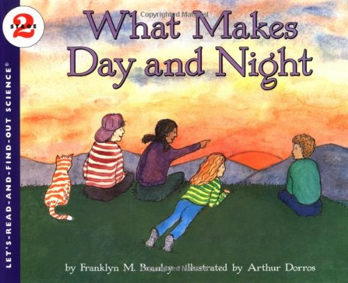 What Makes Day and Night 9780064450508