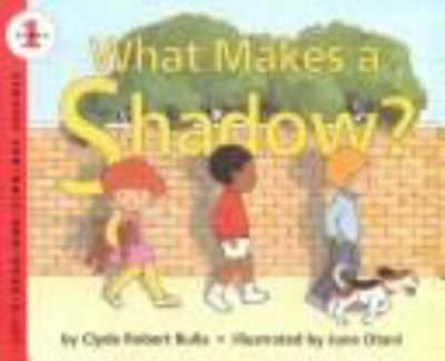 What Makes a Shadow? 9780060229153