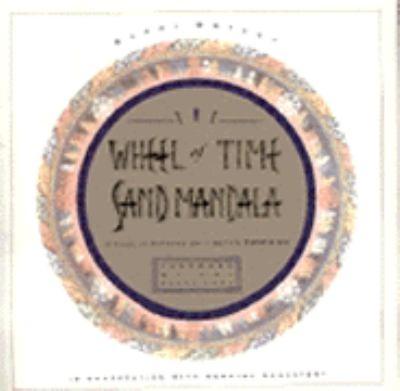 Wheel of Time Sand Mandala: Visual Scripture of Tibetan Buddhism