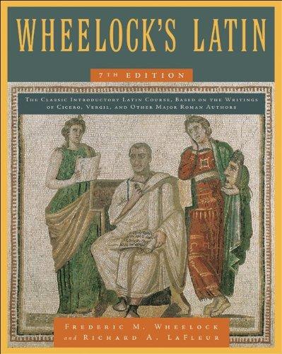 Wheelock's Latin 9780061997228