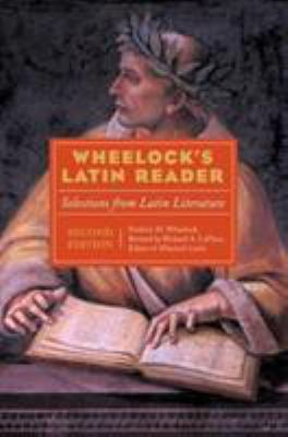 Wheelock's Latin Reader, 2e: Selections from Latin Literature 9780060935061