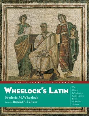 Wheelock's Latin 9780060784232
