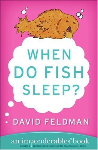When Do Fish Sleep? 9780060740931
