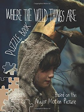 Where the Wild Things Are Puzzle Book