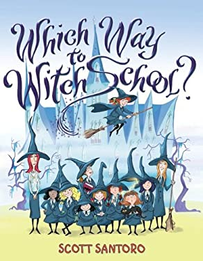 Which Way to Witch School?