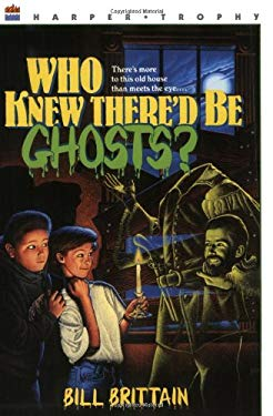 Who Knew There'd Be Ghosts?
