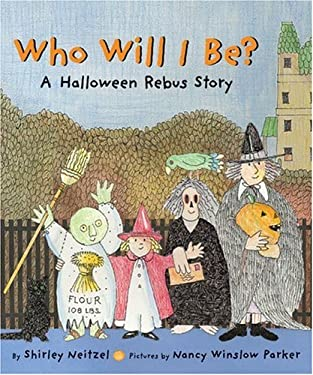 Who Will I Be?: A Halloween Rebus Story