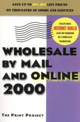 Wholesale by Mail and Online 2000 9780062736765