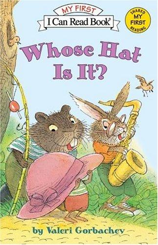 Whose Hat Is It?