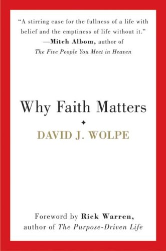 Why Faith Matters 9780061633348