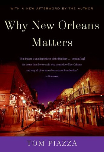 Why New Orleans Matters 9780061131509