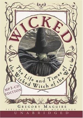 Wicked MP3 CD: Wicked MP3 CD