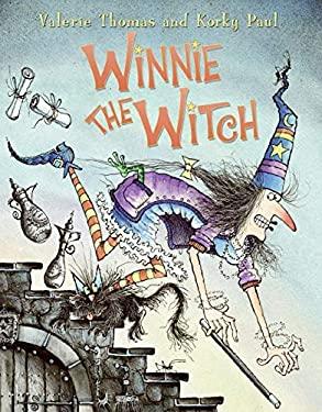 Winnie the Witch 9780061173127