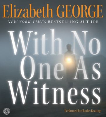 With No One as Witness CD: With No One as Witness CD