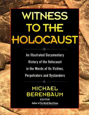 Witness to the Holocaust 9780062701084