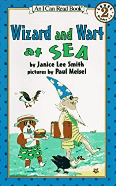 Wizard and Wart at Sea: An I Can Read Book Level 2