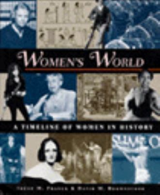 Women's World: A Timeline of Women in History