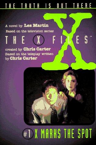 X Files #01 X Marks the Spot