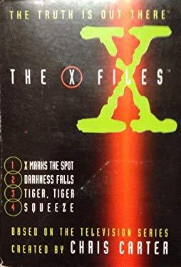 X-Files-4 Vol. Boxed Set