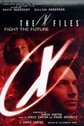 X-Files Film Novel the