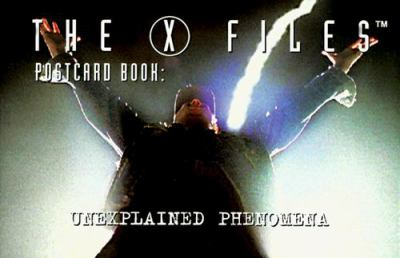 X-Files Postcard Book: Unexplained Phenomena 9780061055386