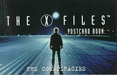 X-Files Postcard Book