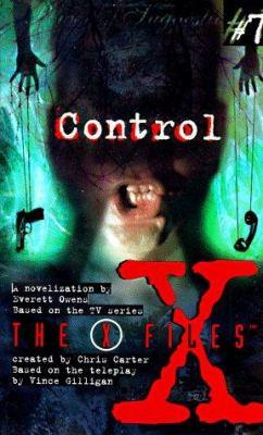 X Files YA #07 Control