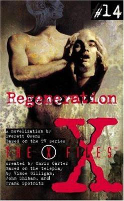 X Files YA #14 Regeneration