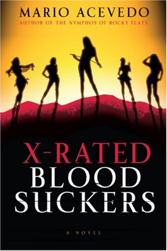 X-Rated Bloodsuckers 9780060833275