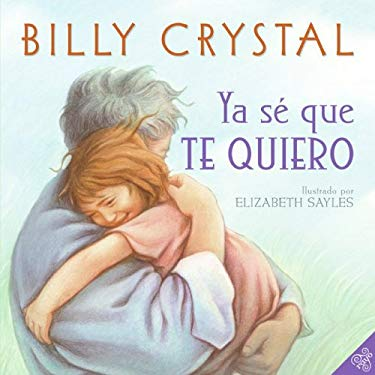Ya Se Que Te Quiero = I Already Know I Love You