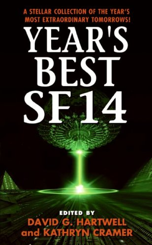 Year's Best SF 14 9780061721748