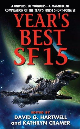 Year's Best SF 15