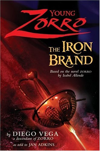 Young Zorro: The Iron Brand