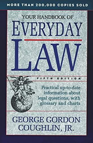 Your Handbook of Everyday Law: Fifth Edition
