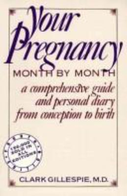 Your Pregnancy Month by Month