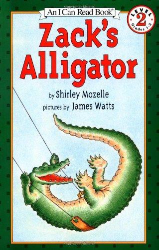 Zack's Alligator 9780064441865