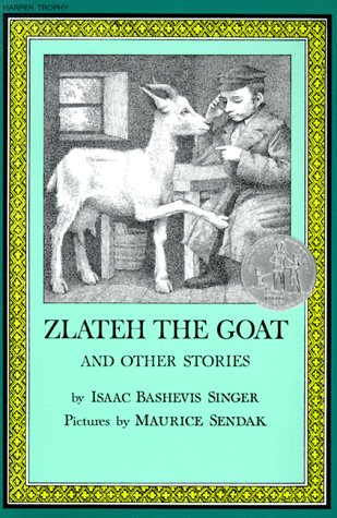 Zlateh the Goat and Other Stories 9780064401470