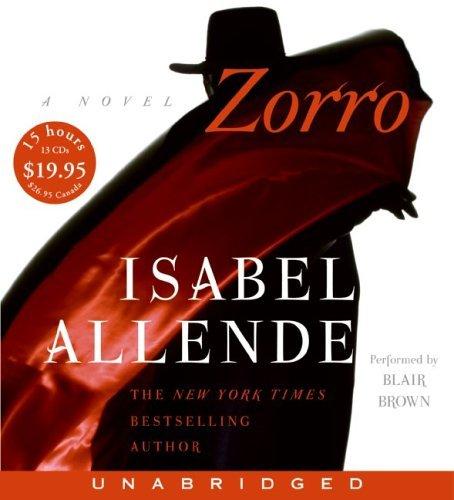 Zorro 9780061126512