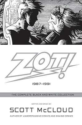Zot!: 1987-1991: The Complete Black and White Collection
