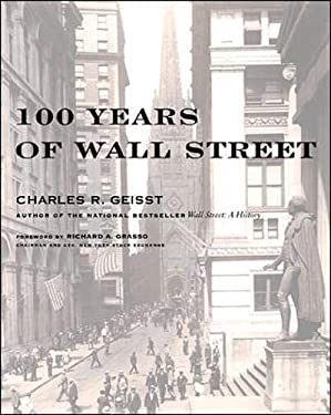 100 Years of Wall Street 9780071356190