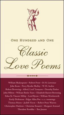 101 Classic Love Poems 9780071419291