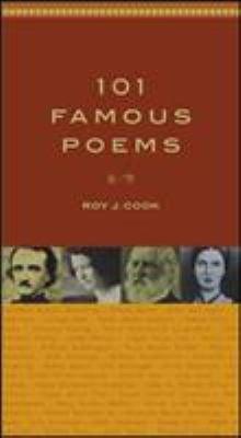 101 Famous Poems 9780071419307