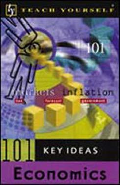 101 Key Ideas Economics 9780071395960