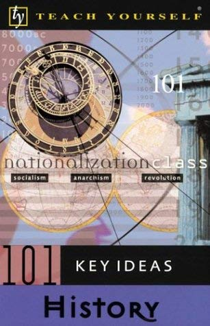 101 Key Ideas History 9780071396660