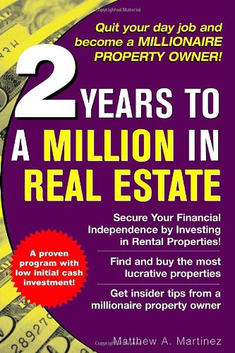 2 Years to a Million in Real Estate 9780071471879