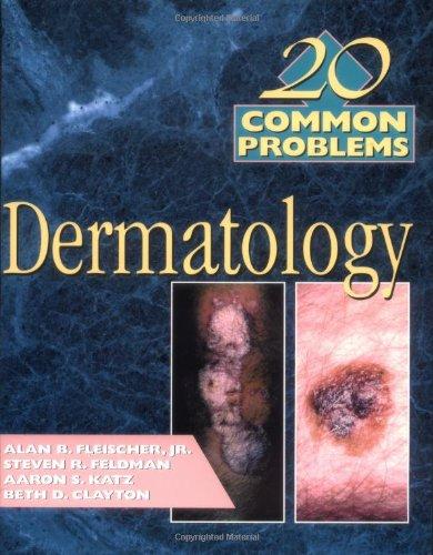 20 Common Probems in Dermatology 9780070220676